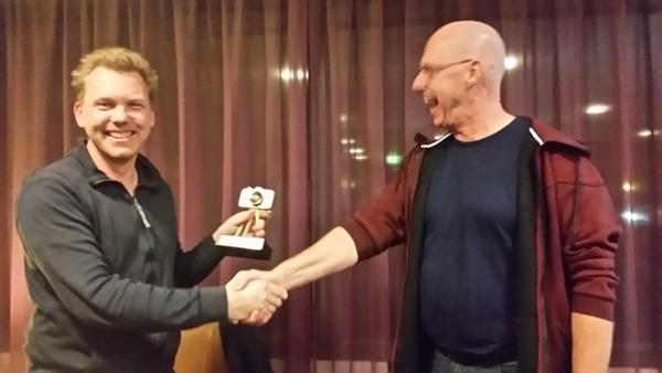Martijn en Ron